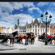 Family Friendly Bruges Photo