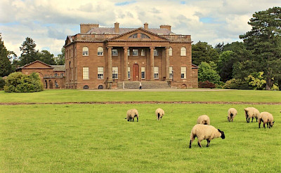 Berrington Hall in Ludlow, England. Photo via TO