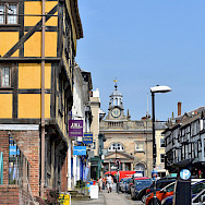 Daily life in Ludlow, Shropshire, England, United Kingdom. Flickr:Nick Amoscato