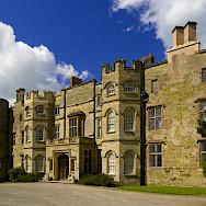 Croft Castle in Yarpole, Herefordshire, England. Photo via TO