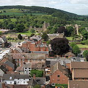 Around Medieval Ludlow Photo