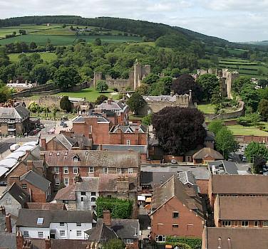 Around Medieval Ludlow