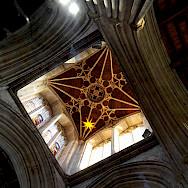 St. Laurence's Church in Ludlow, Shropeshire, England, United Kingdom. Flickr:Jonathan Stonehouse