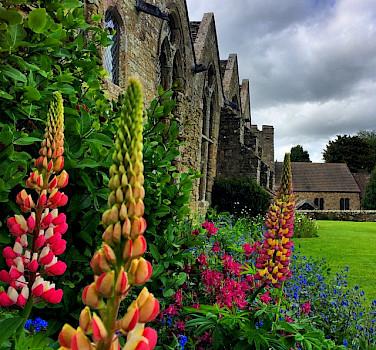 Stokesay Castle in Stokesay, Shropshire, England, United Kingdom. Flickr:UpSticksNGo Crew