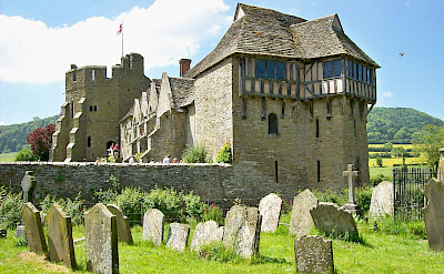 Stokesay Castle, Shropshire, England, United Kingdom. Wikimedia Commons:Tony Grist CC0