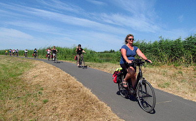 Biking & Boating through the Netherlands. ©TO