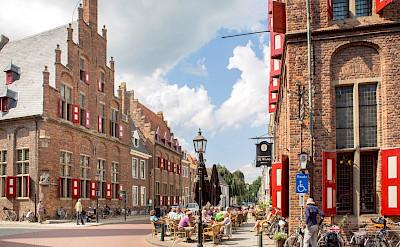 The Hanseatic Town of Doesburg, Gelderland, the Netherlands. ©TO