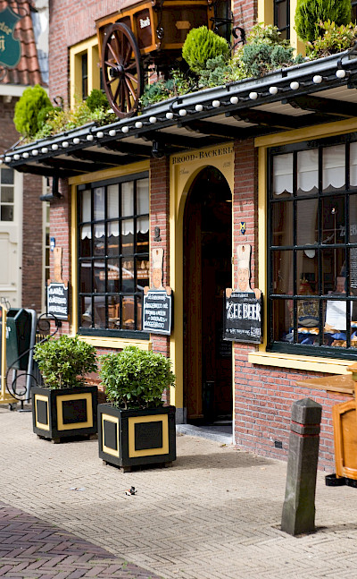 Harderwijk in Gelderland, the Netherlands. ©TO