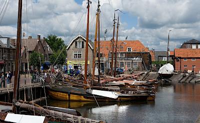 Spakenburg, Utrecht, the Netherlands. ©TO