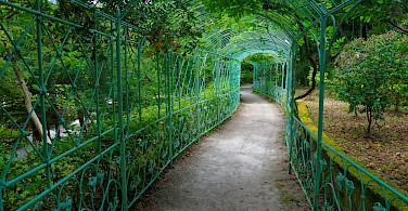 Castello di Miramare Park in Trieste, Italy. Photo via Flickr:Christoph Sammer