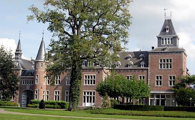 Kasteel van Bokrijk in Genk, Belgium. CC:Sonuwe