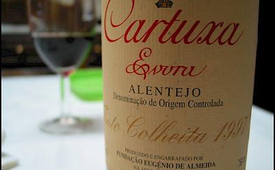 Alentejo Wine in Evora, Portugal. Photo via Flickr:zone41