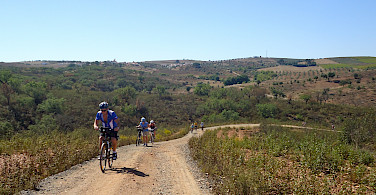 Pedaling in Portugal. Photo courtesy of Tour Operator.