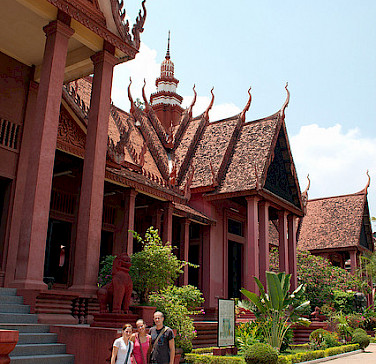 Phnom Penh, Cambodia. Photo via Flickr:Christian Haugen