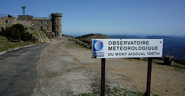 The top of Mont Aigoual. Photo via Flickr:MONT AUGOUAL