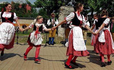 Festival in Jindrichuv Hradec, Czech Republic. Flickr:Donald Judge