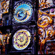 Astronomical Clock in Old Town Prague, Czech Republic. Flickr:Moyan Brenn