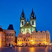 Prague to Vienna Photo