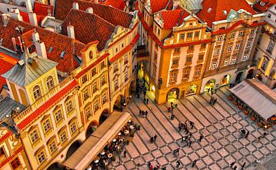 Main square in Prague, Czech Republic. Flickr:Miguel Virkkunen Carvalho