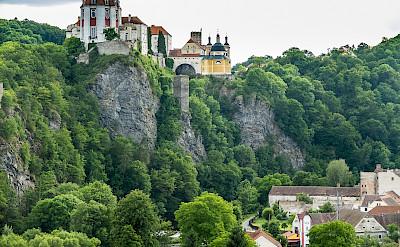 Schloss Frain in Vranov nad Dyjí, Moravia, Czech Republic. Flickr:ebsels