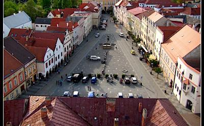 Znojmo in South Moravia, Czech Republic. Flickr:Ondrej Pospisil