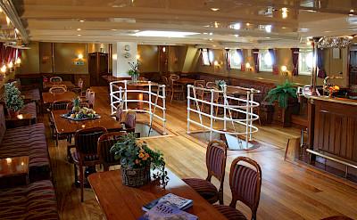 Dining Area - Atlantis | Bike & Boat Tours