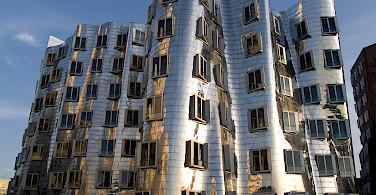 Dusseldorf in Germany. Photo via Flickr:Filippo Diotalevi