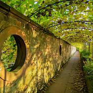 Tunnel in Aschaffenburg, Germany. Flickr:Kiefer