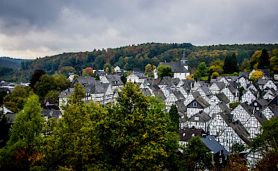 Alter Flecken of Freudenberg, North Rhine-Westphalia, Germany. Flickr:Polybert49