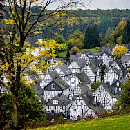 Great architecture in Freudenberg, Germany. Flickr:Polybert49