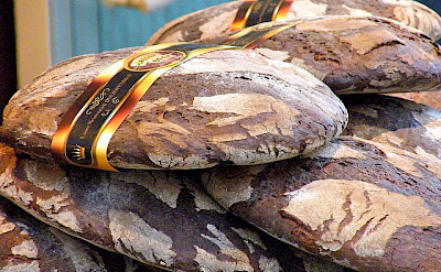Local bread in Bamberg! Flickr:barockschloss