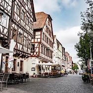 Bike rest in Karlstadt, Germany. Flickr:Andrea Ullius