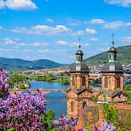 River Main in Miltenberg, Lower Franconia, Bavaria, Germany. Flickr:Kiefer