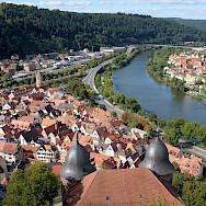 Wertheim on River Rhine, Germany. Flickr:Christian Schmitt