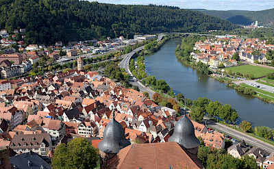 Wertheim on River Rhine, Germany. Flickr:Christian Schmitt