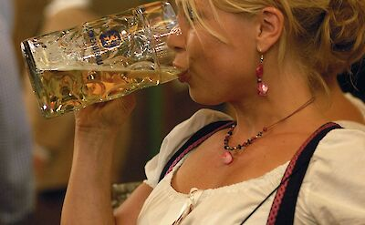 Germany is known for its beers! Flickr:a4gpa