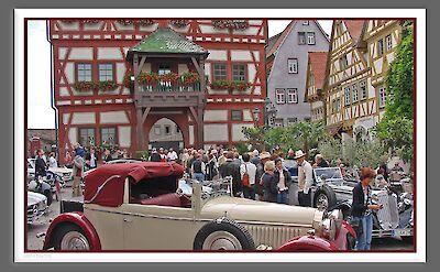 Car Show in Besigheim, Germany. Flickr:Jorbasa Fotografie