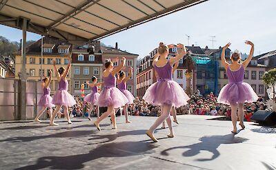 Festival in Heidelberg, Germany. Flickr:HDValentin