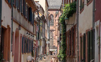 Kraemergasse in Heidelberg, Germany. Flickr:HDValentin