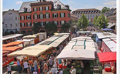 Marktplatz in Ludwigsburg, Germany. Flickr:Jorbasa Fotografie