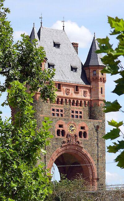 Nibelungen Bridge in Worms, Germany. Flickr:Dirk Weßner
