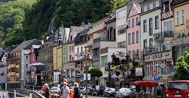 Shopping in Cochem, Germany. Photo via Flickr:julie corsi