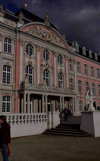 The Prince Elector's Palace in Trier, Germany. Flickr:Will Bakker