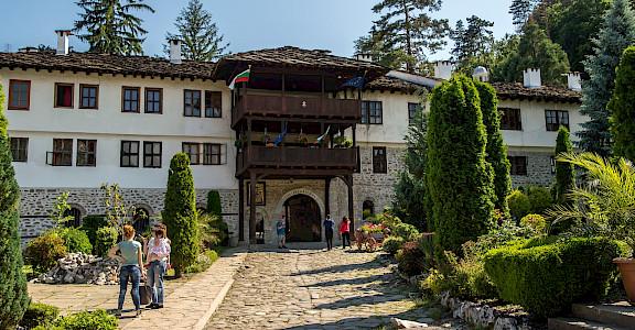 Troyan Monastery in Troyan, Bulgaria. Flickr:bdmundo