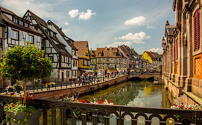 Colmar, the <i>Little Venice</i> in Alsace, France. Flickr:Niki Georgiev