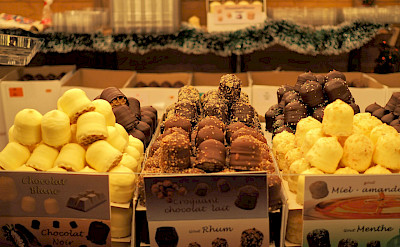 Chocolate bonbons in Strasbourg, France. Flickr:Dmitry Dzhus