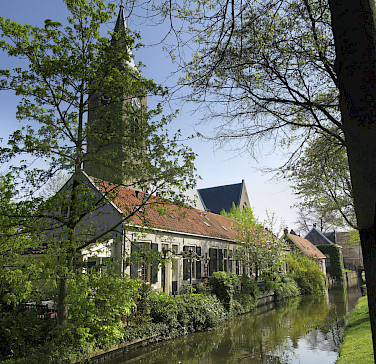 Breukelen, the Netherlands. Photo via Flickr:duimdog