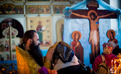 Religious ceremonies in Staraya Russa, Russia. Flickr:Saint Petersburg Theological Academy