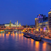 Three Capitals of Russia Photo