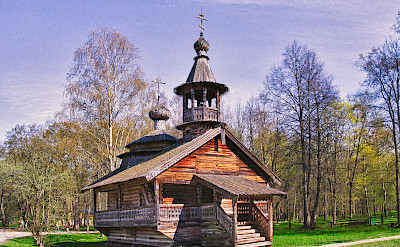 Unique churches in the great nation of Russia. Flickr:Andrey Korchagin